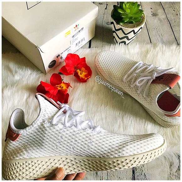 a571460fc Adidas x Pharrell Williams Tennis Hu Sneaker